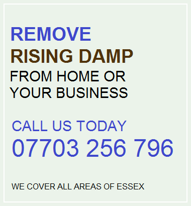 Rising Damp Treatment Dagenham